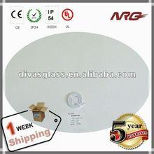 NRG Mirror heating
