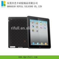Color printing silicone case for ipad mini