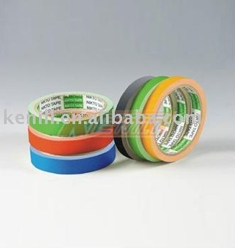 Colorized Crepe Paper Masking Tape 60degree