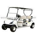 de alta calidad 4 plazas carrito de golf