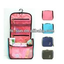 4 colors New Design Toilet bag Travel Organizer Pack cosmetic bags Toiletry Bags