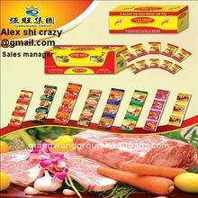 Muslim Halal Seasoning Flavor 10g/pc 5g/pc 8g/pc 4g/pc