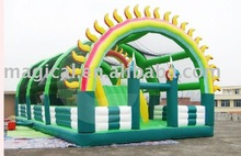 Challenge Aqua inflatable OBSTACLE