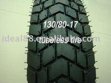MOTORCYCLE TYRE 130/80-17 TUBELESS