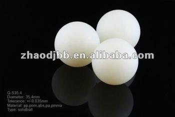 plastic solid POM round balls ,bearing ball