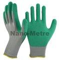 nmsafety industrial de goma de látex guantes de la mano