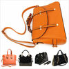 2013 Fashion stylish customized pu leather women bag