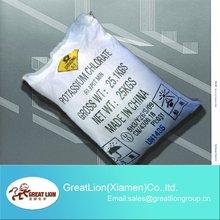 Kclo3 potássio chlorate preço