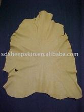 Sheepskin Grain Leather Rustic Hide