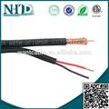 Cable de la antena rg6/tv cable conector de antena, radio de coche antena de cable