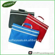 fire resistant waterproof zipper Document Bag
