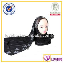 Muslim style arabian designer hijab scarf
