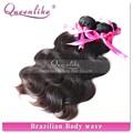 2015 novo produto extensão do cabelo remy brasileiro, Venda quente