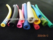Colored High Elasticity Surgical Latex Tubing