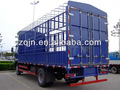 Sinotruk 12t loja caminhão de jogo, caminhão de carga, caixa de carga seca van caminhão