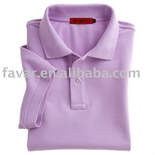 2012 100% cotton men & women's Polo Shirts