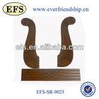 antique carving wooden furniture frames for upholstery(EFS-SR-9025)