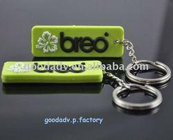 Character design 3D keychain/soft pvc keychain/EVA keychain