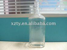 Pequeñas botellas de licor/plana botella de licor/famosa botella de licor
