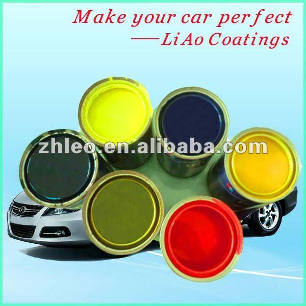 Pintura Para Autos Colores Auto Colores de la Pintura
