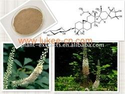 Herbal Black Cohosh Extract Triterpenoid Saponis