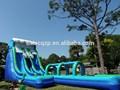 diapositivas inflables del agua para los niños y los adultos