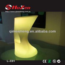 Christmas led bar stool (L-C01)