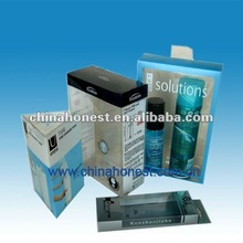 2012 Hot sales PVC Packaging Boxes