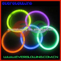 "8"" glow bracelets for party"