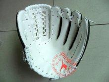 B grade leather glove or softball glove