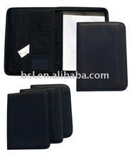 zipper portfolio/A4 Portfolio/PU portfolio