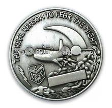 2012 Die-casting metal souvenir coin