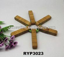 RYP3023 Bamboo trivet