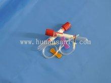 Single Use Clot Activator Blood Specimen Tube