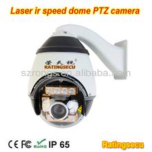 High Technology Intelligent samsung laser IR ptz camera R-900V7