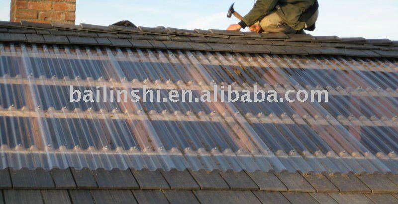 Comment installer des toits en t le