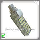 CE&RoHS Epistar 35pcs 5050 SMD 7W led G24 AC85-265V