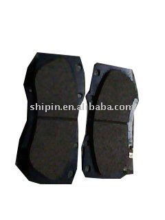 04465-0K220 auto disc brake pads for toyota