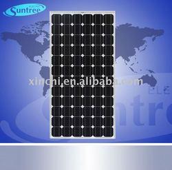 High Efficiency 170W PV Solar Panel