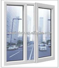 LG brand pvc casement window,cheap casement windows