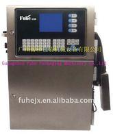 GM-2000E ink jet printer pouch bag aluminum foil coding machine for cup