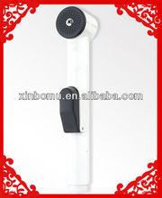 ABS muslim toilet shower bidet spray with chrome or white toilet hand shower
