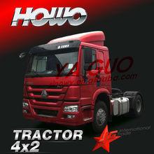 4x2 6 wheels mini tractor truck