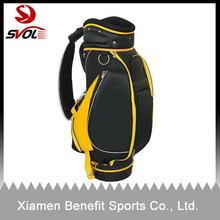 Classic golf caddie bags