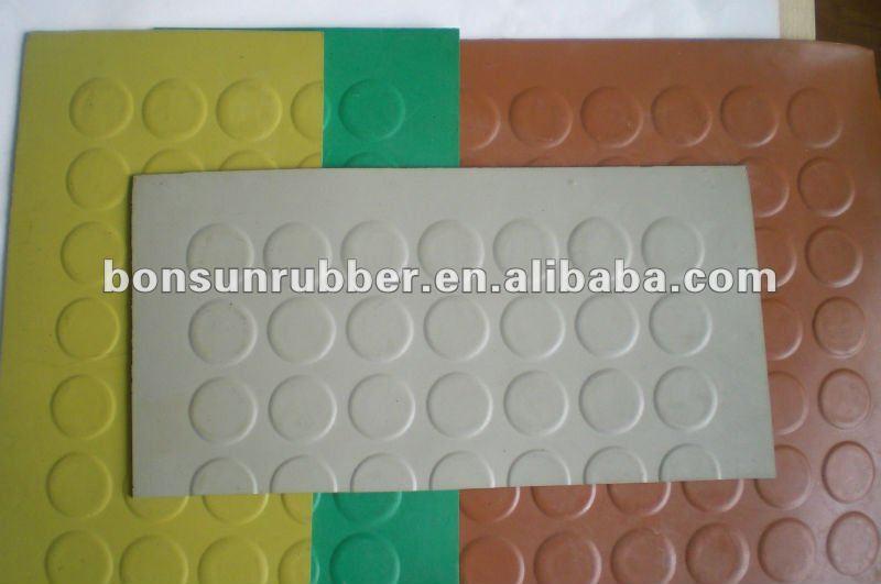 3mm a 6mm antiscivolo vari design tappeto di gomma auto-Gomma ...