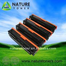 Color toner cartridge CB540A-CB543A for HP 1215/1210 printer