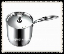 JJ-CW075 stainless steel pot with handle