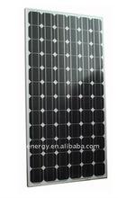 best price Monocrystalline Solar Panel 185W PV Module for south Asian market