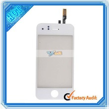 Mobile Phone For iPhone 3G White Digitizer (I00568)