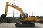 21Ton Excavator W2215 with ISUZU engine